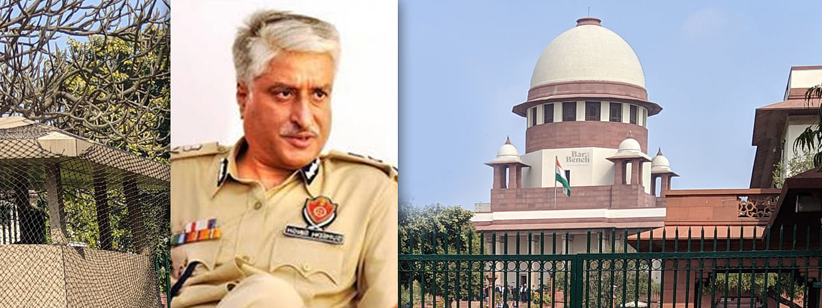 Balwant Singh Multani murder case: Supreme Court seeks Punjab govt reply in former DGP Sumedh Singh Saini's plea for anticipatory bail