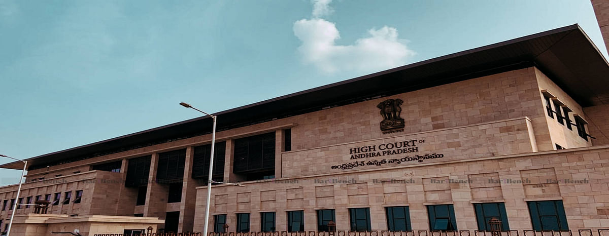[Guest house construction] Andhra Pradesh High Court taking over functions of government: State of AP tells Supreme Court
