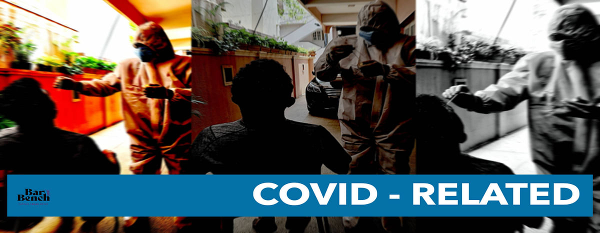 [COVID-19] Jammu & Kashmir District Court stops entry of advocates/staff without COVID-19 Test Certificate