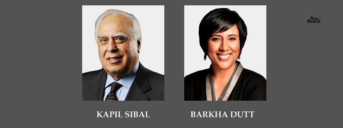 Delhi High Court directs transfer of Barkha Dutt's criminal complaint against Kapil Sibal to Special MP/MLA Court