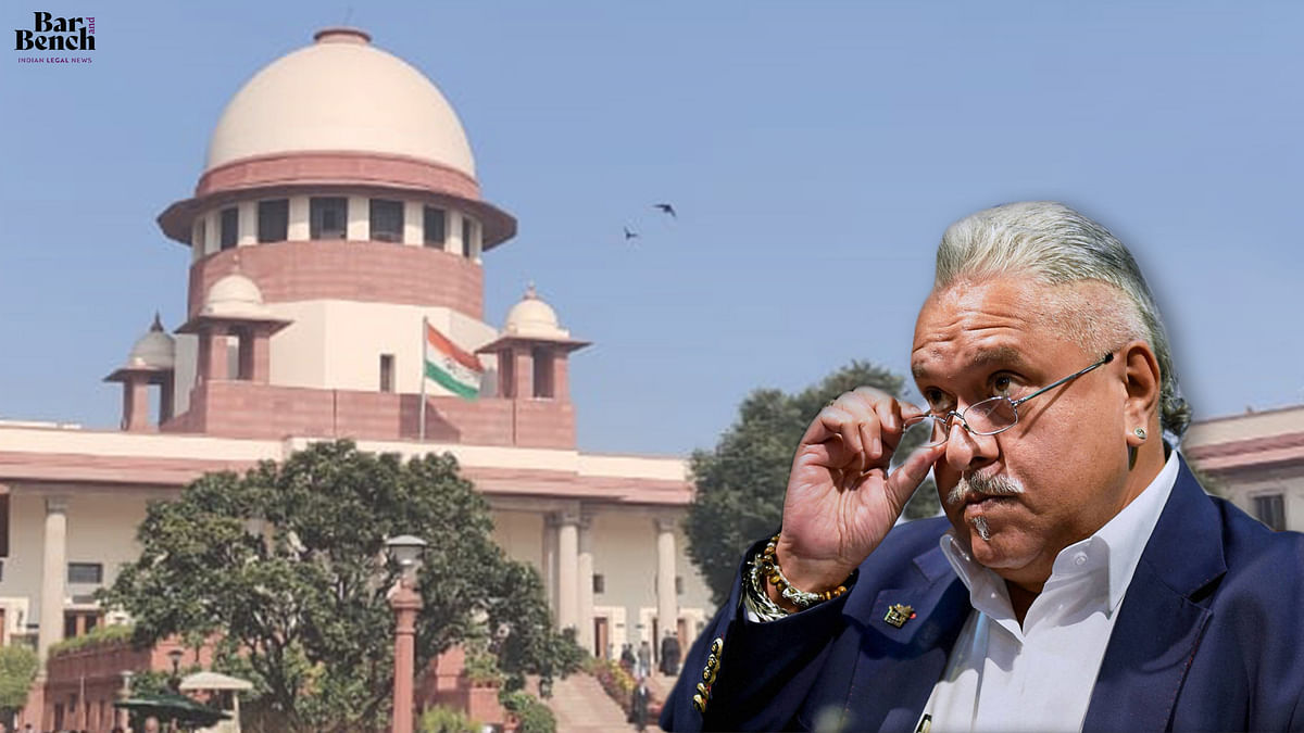 """Vijay Mallya contempt case: MEA tells Supreme Court that extradition is stalled due to """"secret"""" proceedings against liquor baron in UK"""
