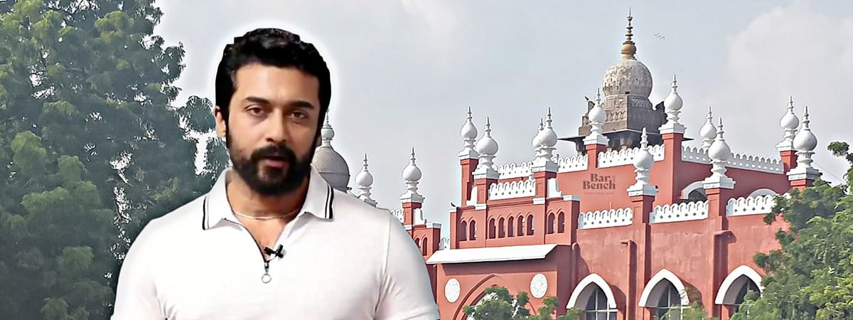 Not Court's job to use a sledgehammer: Madras HC issues note of caution but closes Contempt proceedings against Actor Suriya