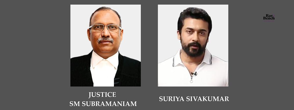 Suriya Sivakumar
