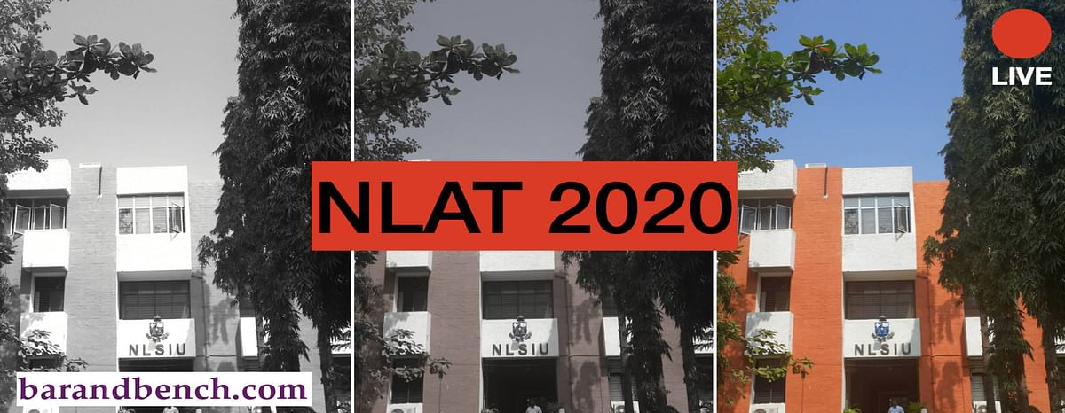 NLAT 2020: Students face verification, face recognition, and login issues