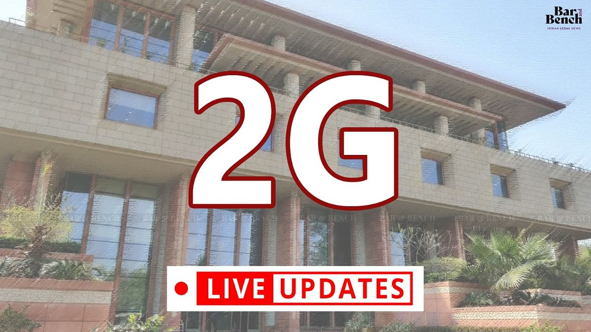 Centre formed an opinion that 2G was a fit case for appeal, says CBI as it shows sanction order to Delhi HC [Live Updates]