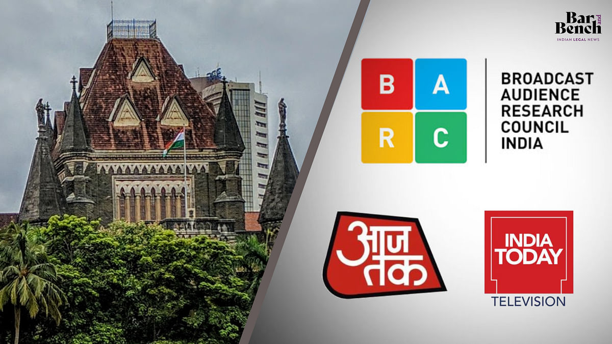 Pay 5 lakh fine if you want interim protection: Bombay High Court directs TV Today Network in plea against BARC order