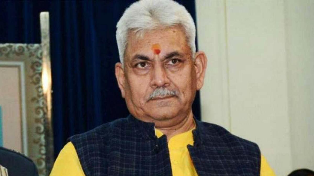 Lt Governor Manoj Sinha inaugurates first International Arbitration Centre at Jammu and Kashmir