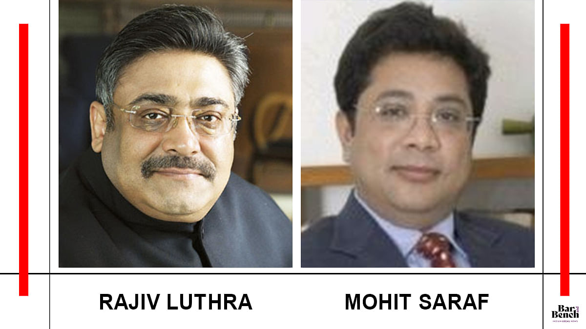 [Exclusive] L&L Senior Partner Mohit Saraf announces exit of Rajiv Luthra, reconstitution of partnership, and promotions