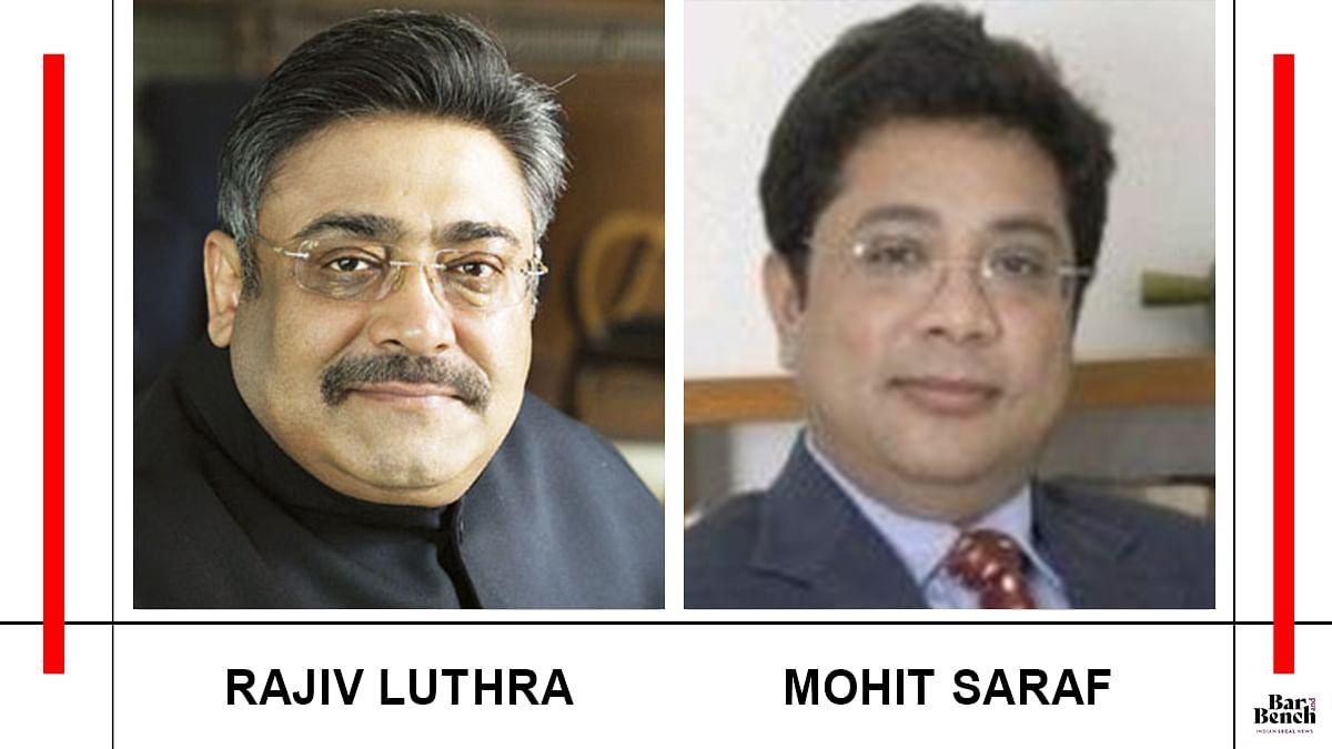 Rajiv Luthra and Mohit Saraf