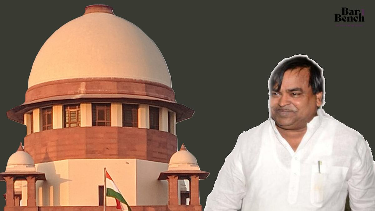 Supreme Court sets aside interim bail granted to Gayatri Prajapati on medical grounds by Allahabad High Court in rape case