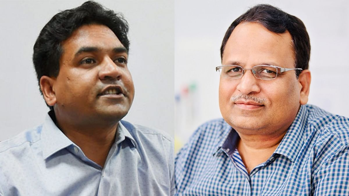 Kapil Mishra tenders unconditional apology to Satyendar Jain; Delhi Court closes defamation case