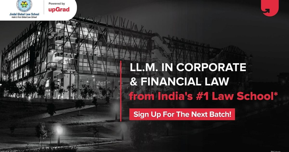 #Sponsored: This LL.M. degree will change your career - Bar & Bench - Indian Legal News