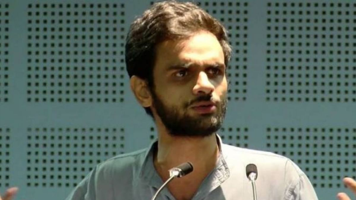 Delhi riots: Delhi Court extends judicial custody of Umar Khalid in UAPA case
