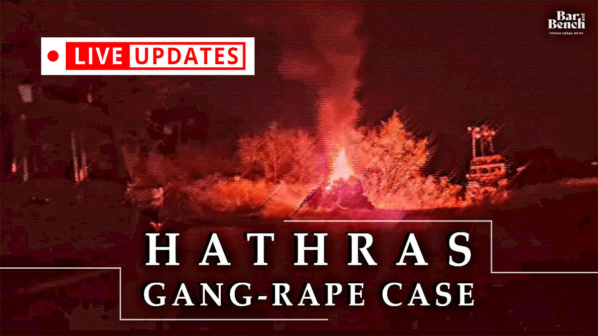 Hathras Gang-rape: SC hears plea for transfer of probe to CBI or SIT, transfer of trial to Delhi [LIVE UPDATES]