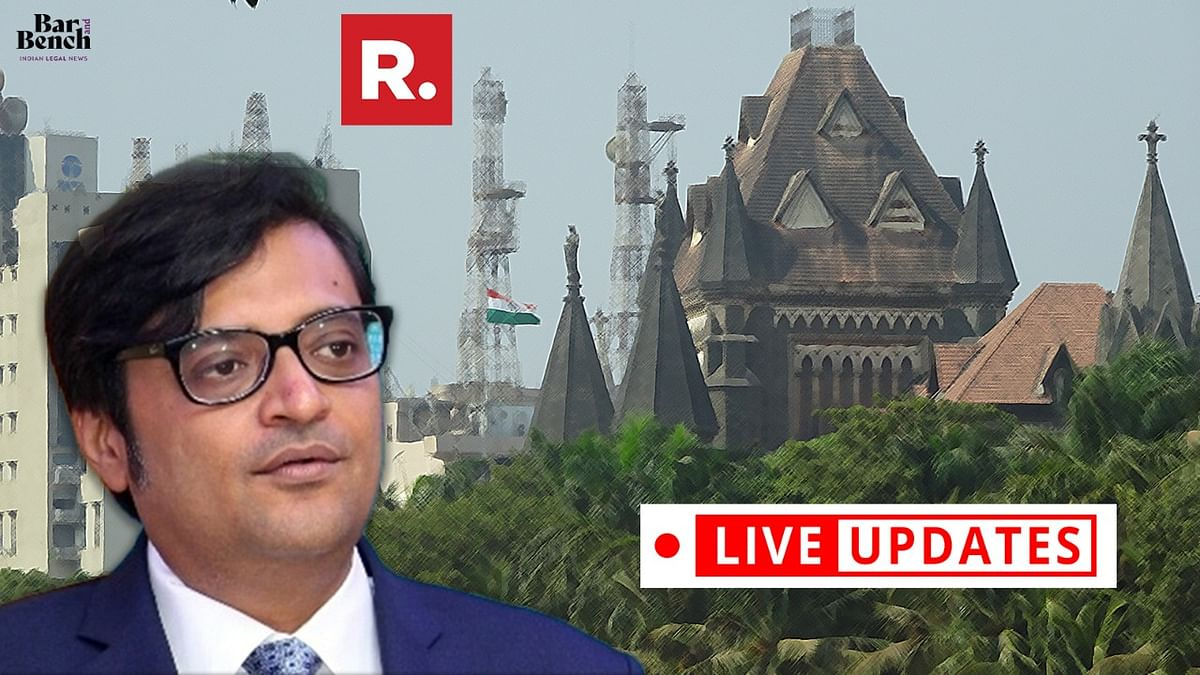 """TRP Scam: """"You have no evidence against Republic TV after 3 months:"""" Bombay High Court to Mumbai Police [LIVE UPDATES]"""