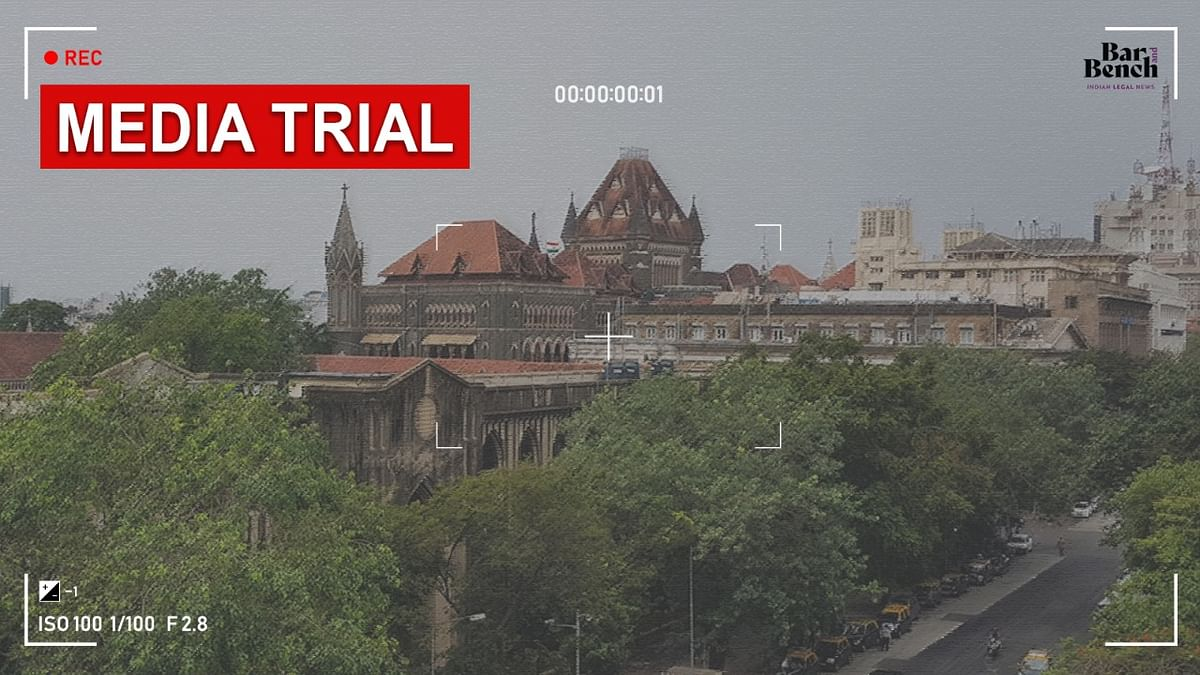 Courts should step in to issue media guidelines only if self-regulation mechanism fails: NBA to Bombay High Court
