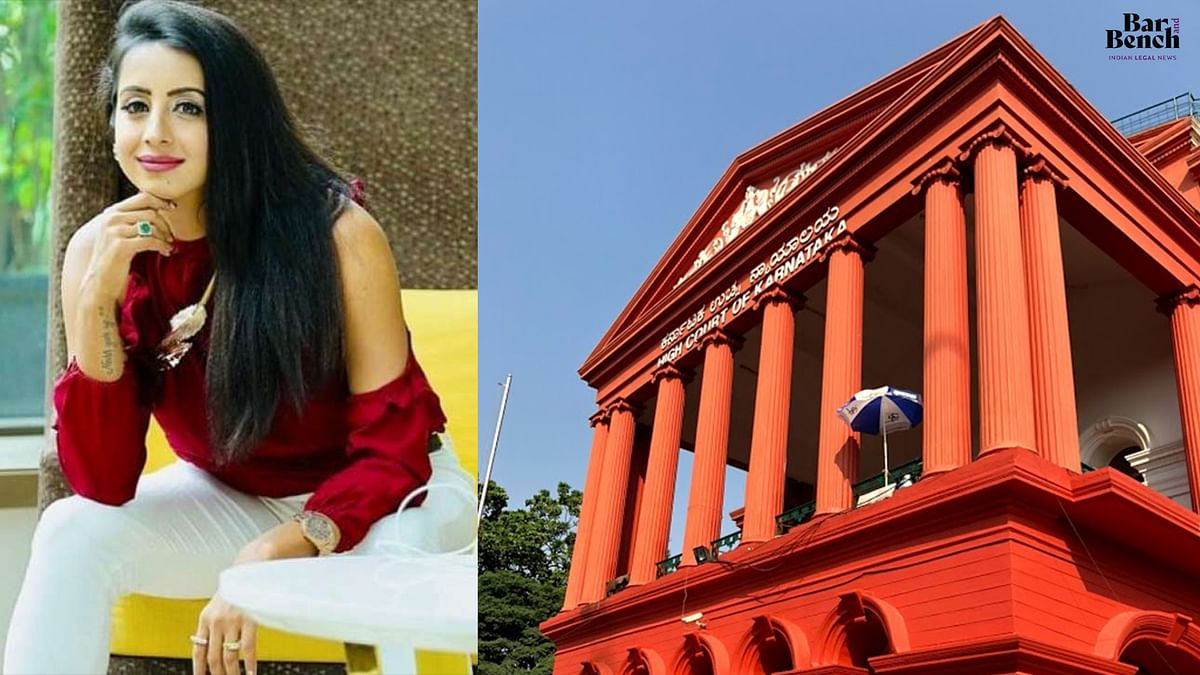 Sandalwood Drug Scandal: Karnataka High Court issues notice in Sanjjanaa Galrani bail plea
