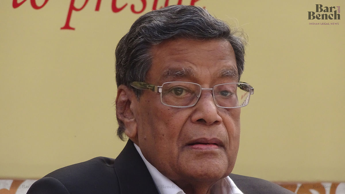 Attorney General KK Venugopal