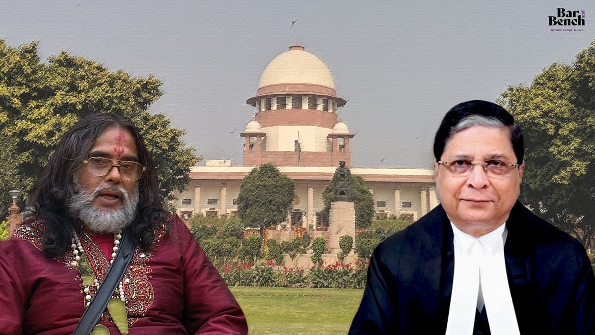 Supreme Court directs Swami Om to pay Rs 5 lakh fine for plea challenging Justice Dipak Misra's elevation as CJI