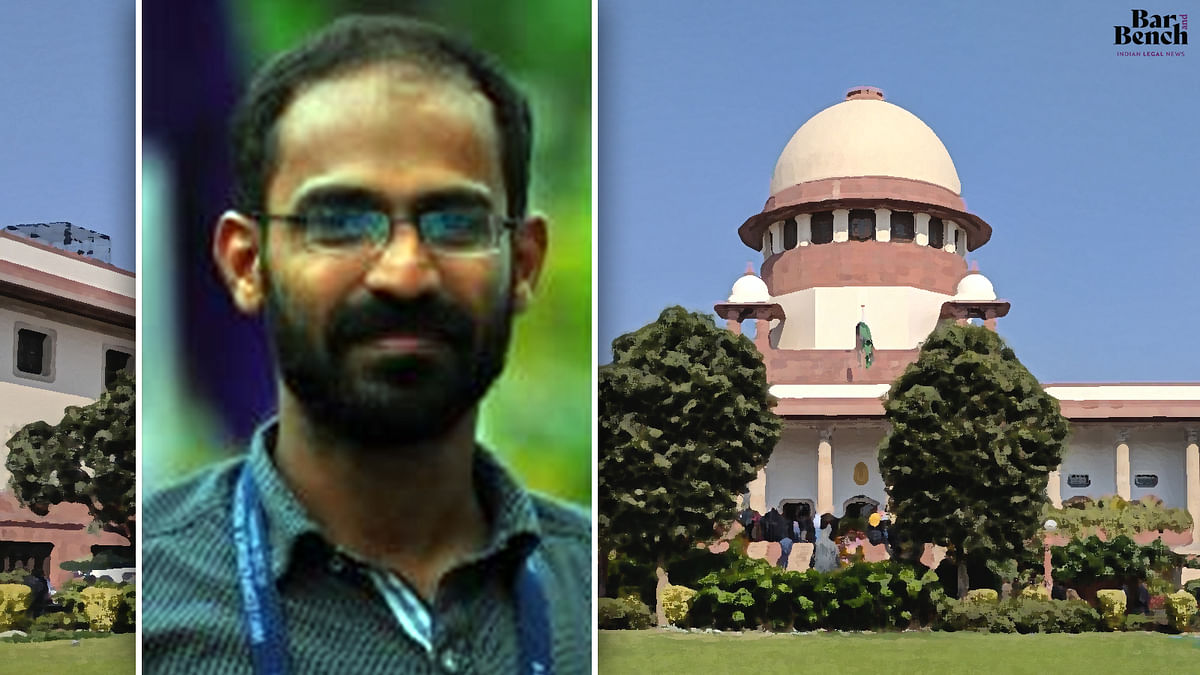 Siddique Kappan not revealing his social media accounts, passwords: Uttar Pradesh govt tells Supreme Court