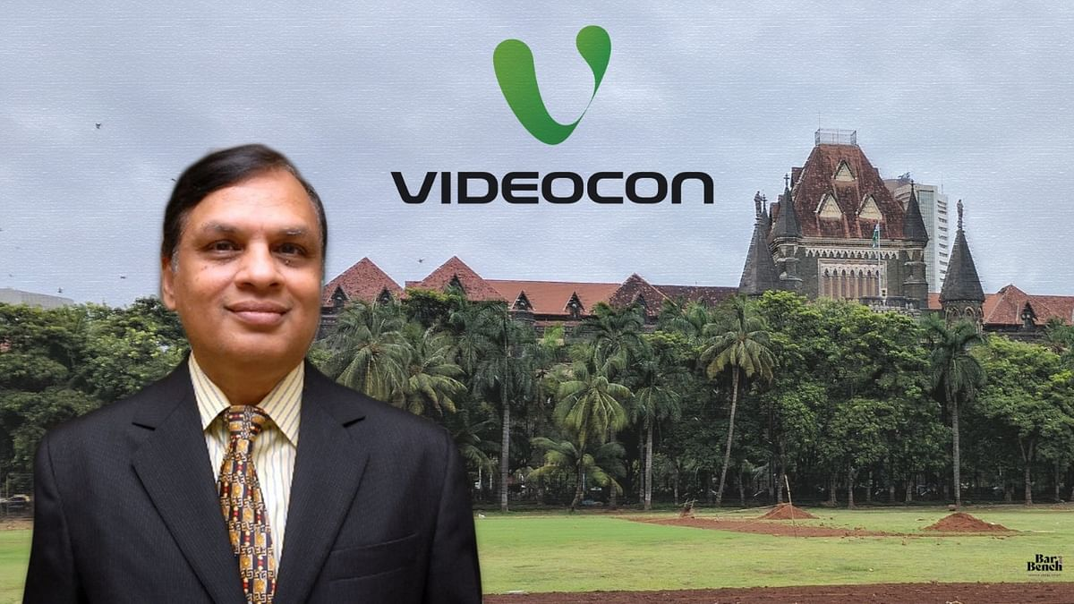 Bombay High Court stays trial court order directing Venugopal Dhoot to pay interim compensation in cheque bouncing case