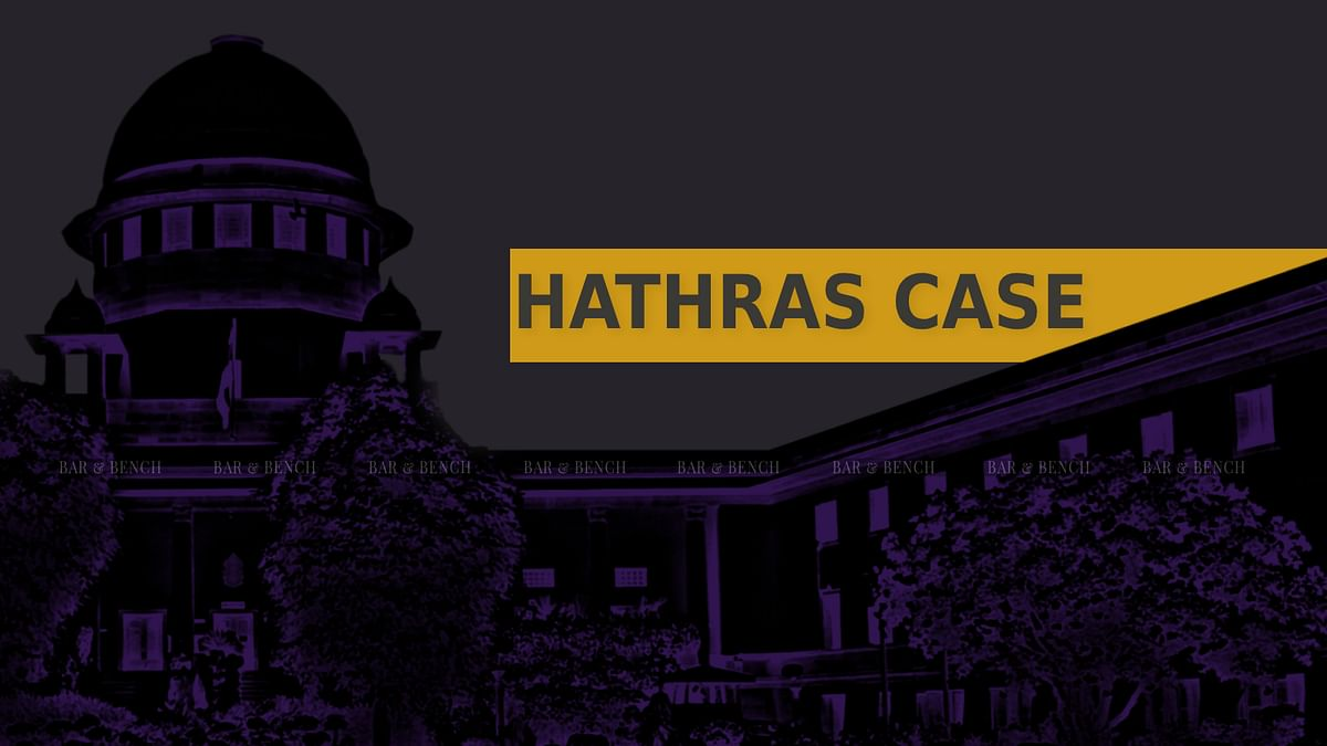 [Breaking] All aspects of Hathras case to be considered by Allahabad High Court: Supreme Court