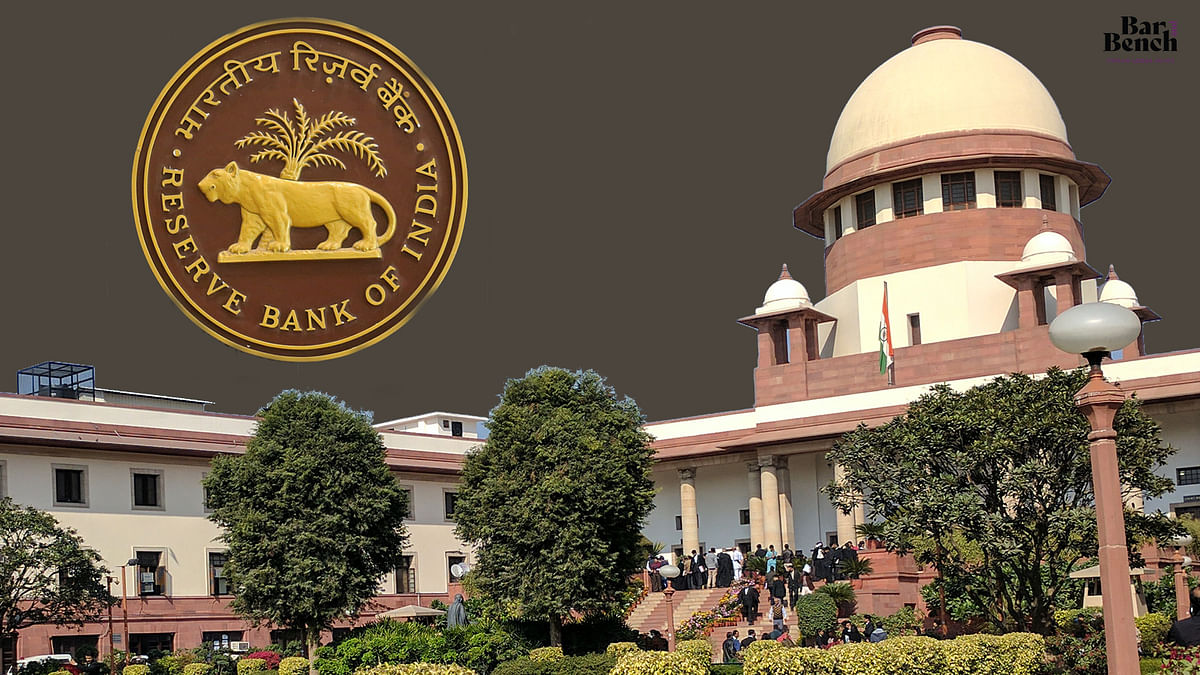 Extension of moratorium beyond six months unsustainable, might vitiate credit discipline and increase delinquency: RBI to Supreme Court