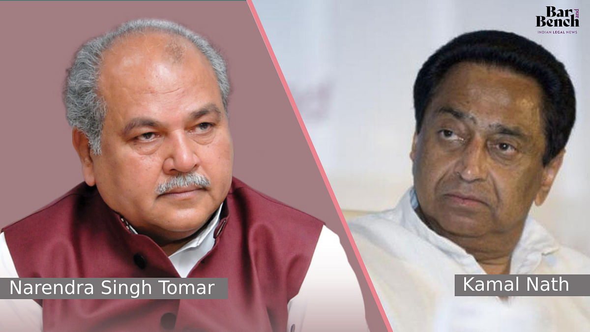Right to health takes precedence over right to campaigning: MP HC directs FIR against Kamal Nath, Narendra Tomar for COVID-19 protocol breach