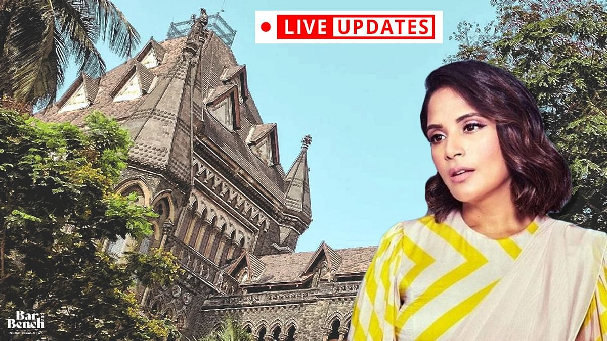 Bombay HC hears Richa Chadha's defamation suit against Payal Ghosh, Kamaal R Khan, news channel [LIVE UPDATES]