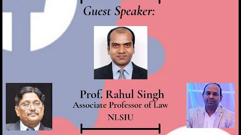 Webinar Alert: Prof. Rahul Singh on  the Facebook-Jio Deal (Oct 18)