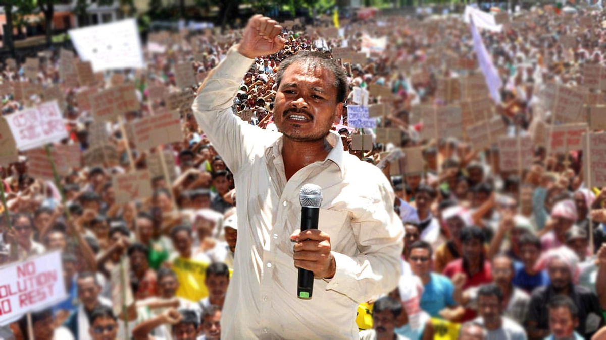 Special NIA Court grants bail to Akhil Gogoi in UAPA case registered at Chabua Police Station for speeches during anti-CAA protest