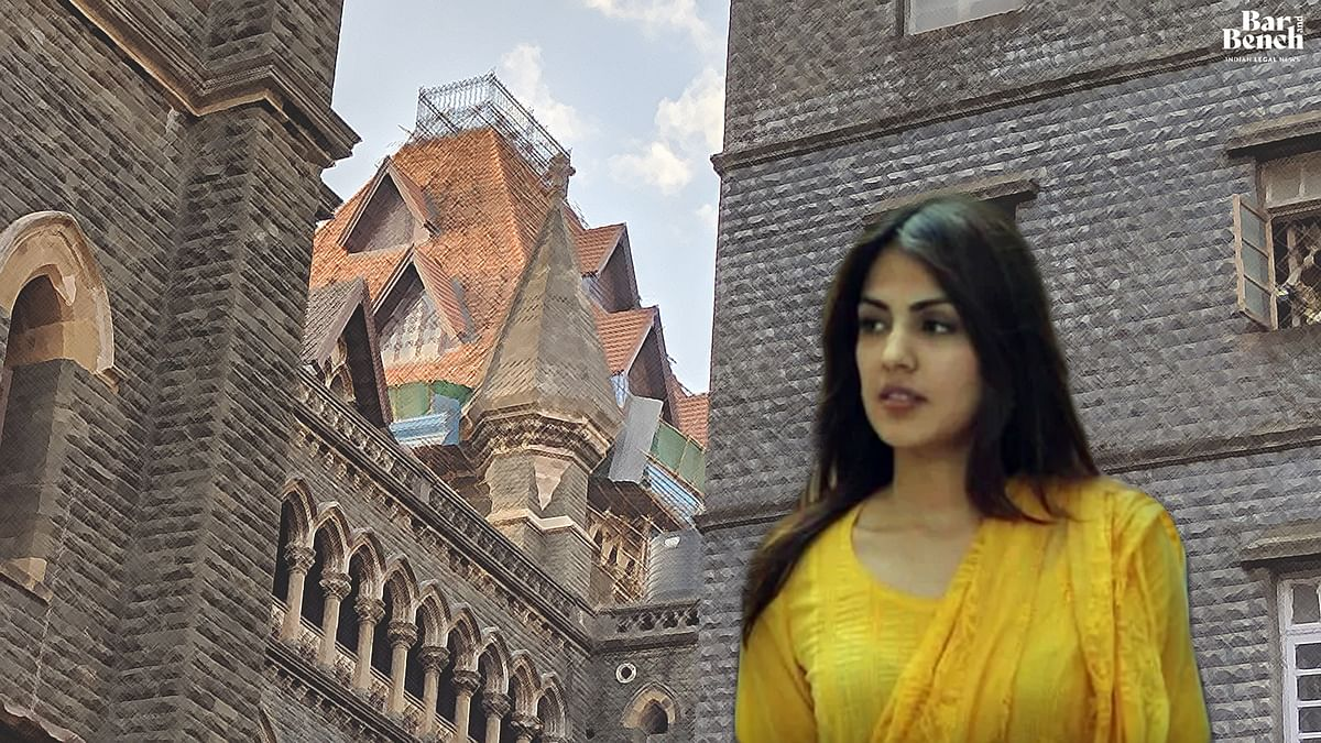 [Breaking] Bombay HC grants Bail to Rhea Chakraborty, two others in NDPS case; Bail pleas by Abdul Parihar, Showik Chakraborty rejected