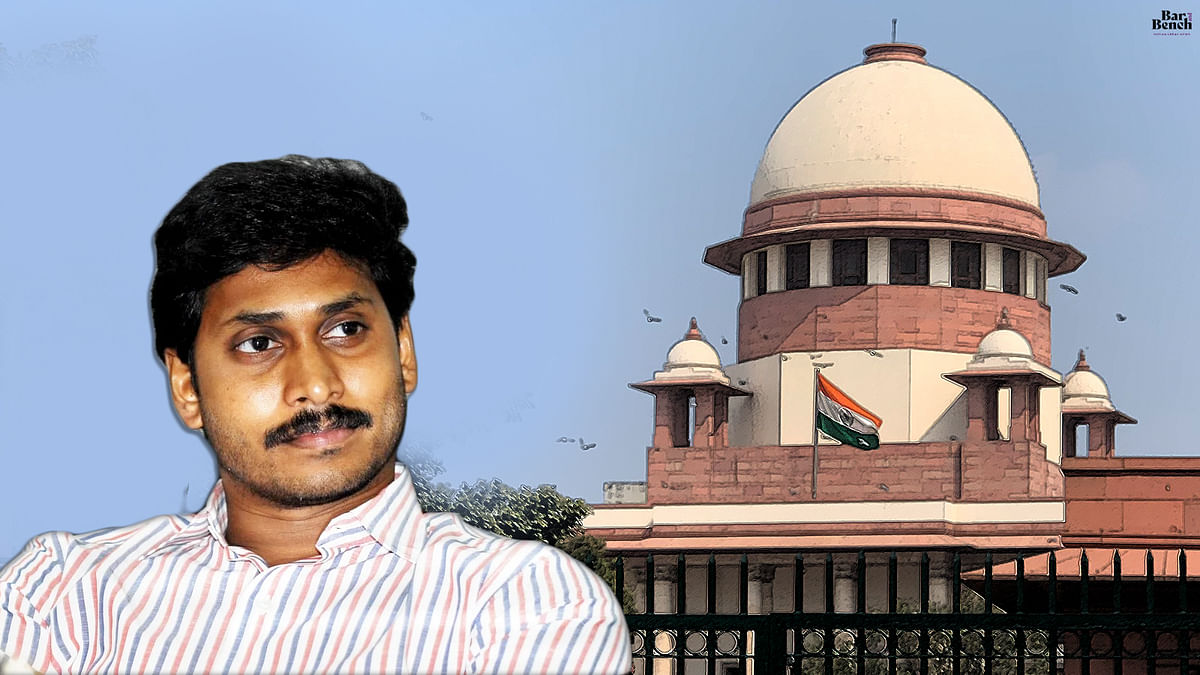 [BREAKING] After in-house inquiry,  Supreme Court rejects complaint by YS Jagan Mohan Reddy against Justice NV Ramana in Amaravati land scam