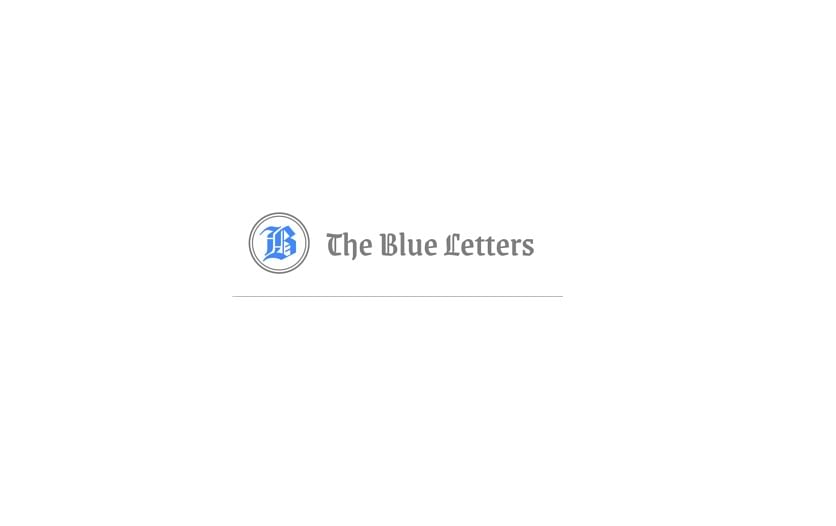 The Blue Letters Blog: Call for Authors (Apply by Jan 29)