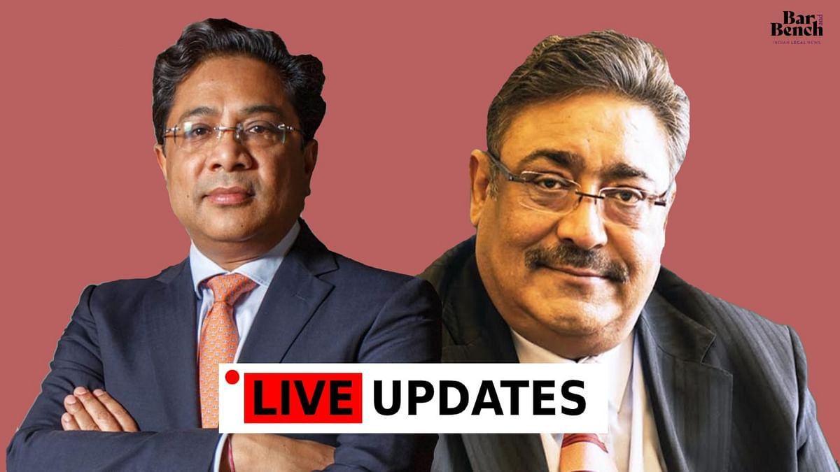 L&L bound to suffer by keeping Saraf out: Parag Tripathi concludes submissions for Saraf [Read LIVE Account of Delhi HC hearing]