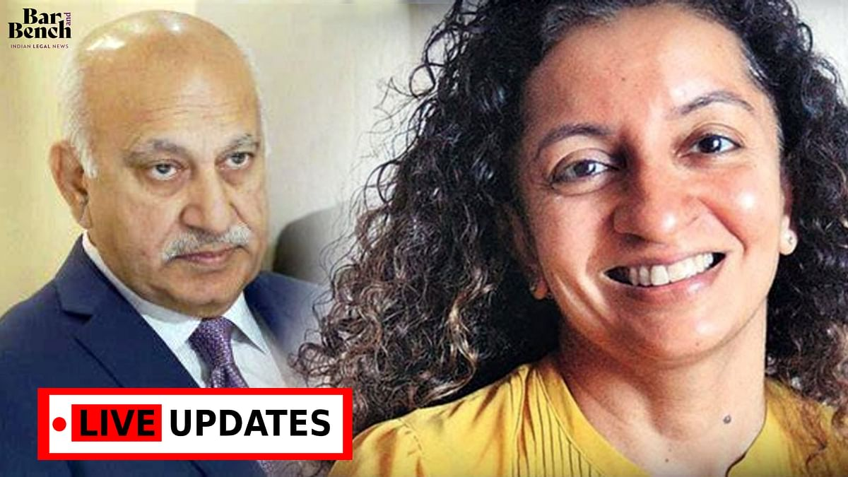 Delhi Court continues hearing final arguments in MJ Akbar's defamation suit against Priya Ramani [LIVE UPDATES]