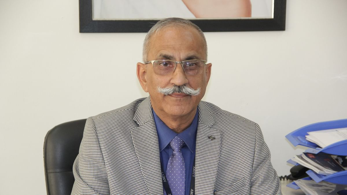 Discipline and punctuality are vital for good administration: Maj Gen PK Sharma, Amity Law School