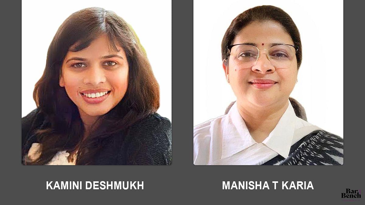 Kamini Deshmukh, Manisha T Karia