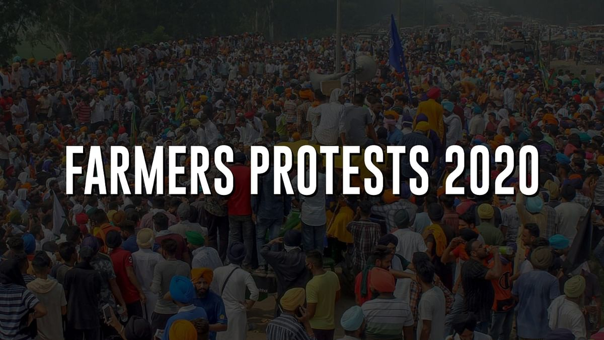 "[BREAKING] ""Farmers protests could soon become a national issue:"" Supreme Court mooting committee to resolve the issue"