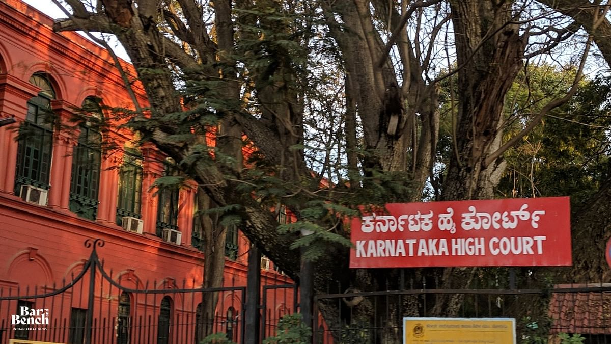 Karnataka High Court set to bring out book on 'History of Courts of Karnataka'; Seeks info from public on judicial history