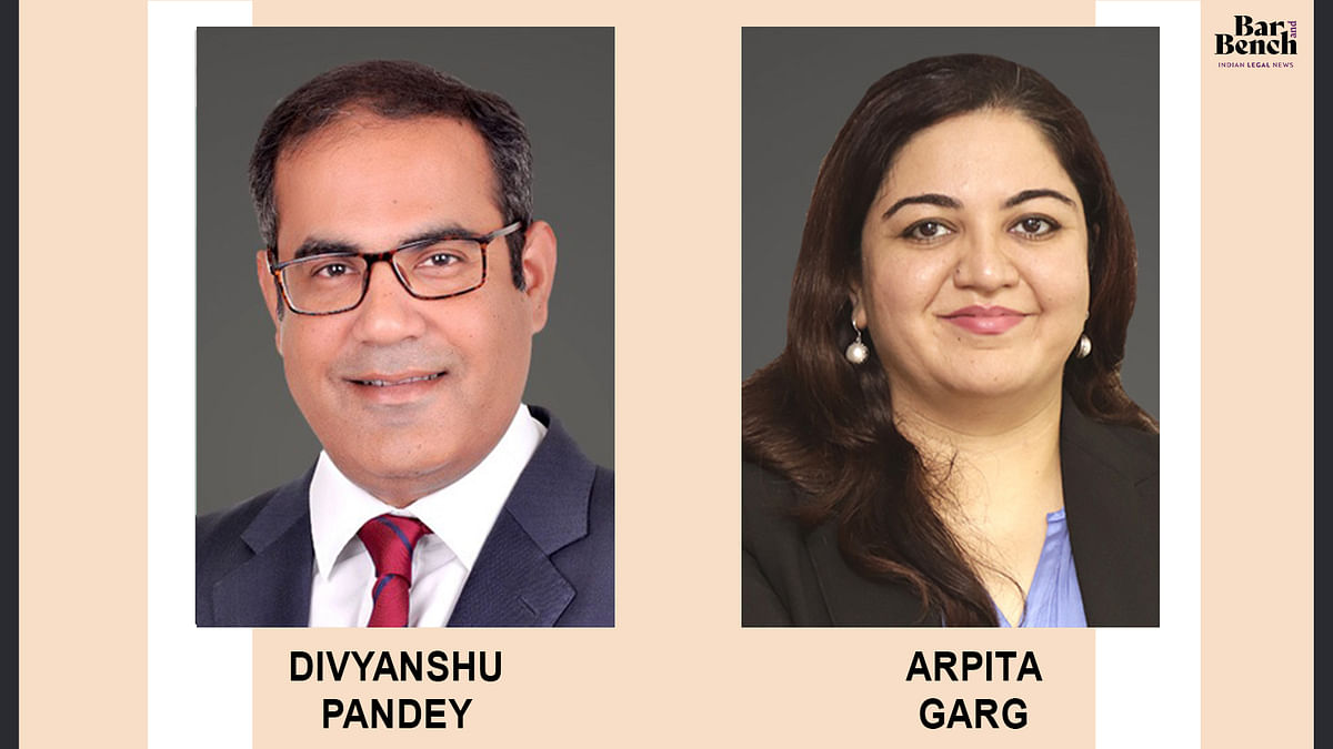 [Exclusive] JSA Finance Practice Partners Divyanshu Pandey and Arpita Garg resign to join S&R Associates