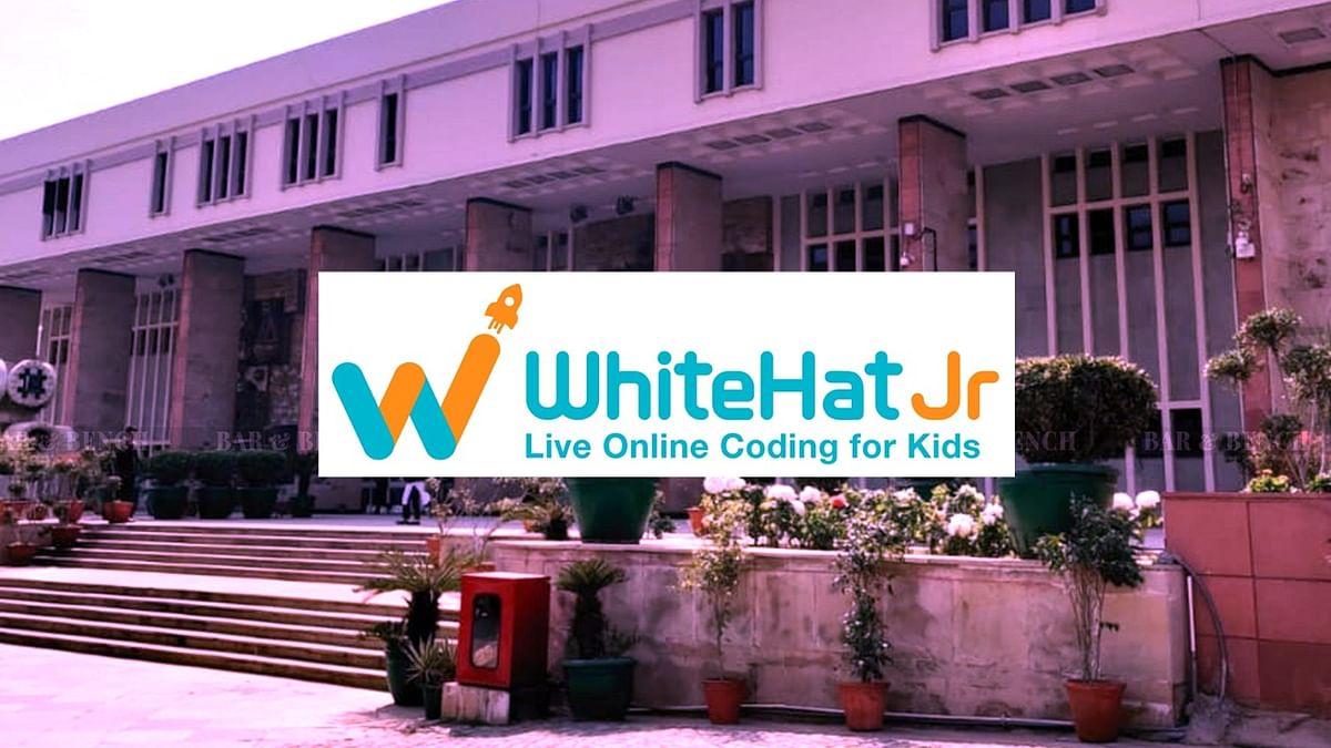 WhiteHat Jr withdraws defamation against Pradeep Poonia before Delhi High Court