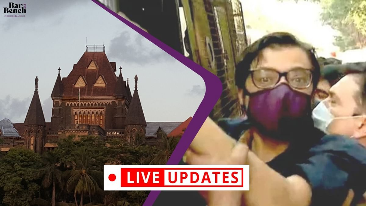 [Arrest of Arnab Goswami] Bombay High Court pronounces order on Bail Plea: LIVE UPDATES