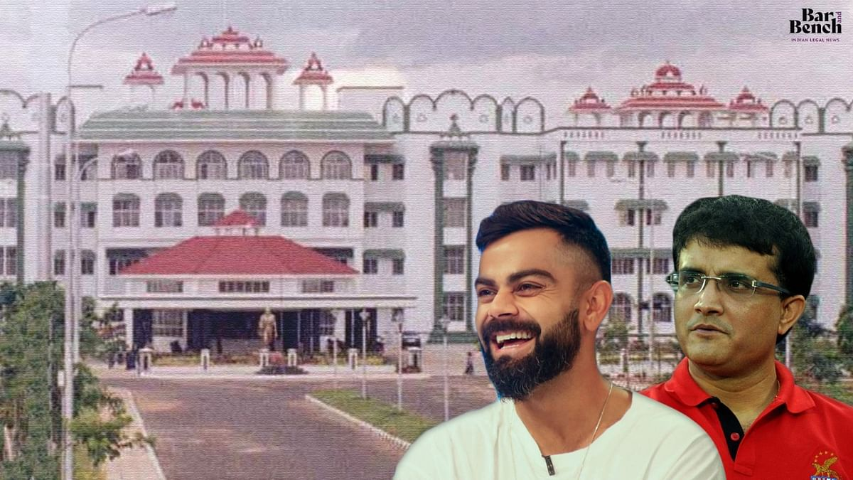 Madras High Court issues notice to Centre, TN, Virat Kohli, Saurav Ganguly  in PIL against online games