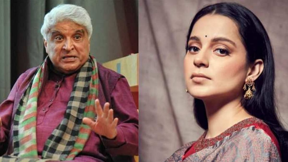 Javed Akhtar files criminal defamation complaint against Kangana Ranaut