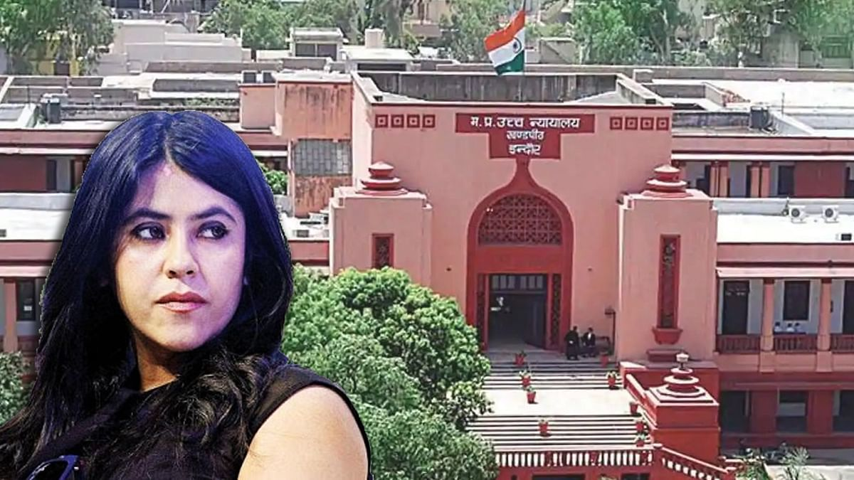 """No longer in """"flowers cuddling"""" era but whether obscene or not must be tested: MP HC declines to quash FIR against Ekta Kapoor over """"XXX"""" episode"""