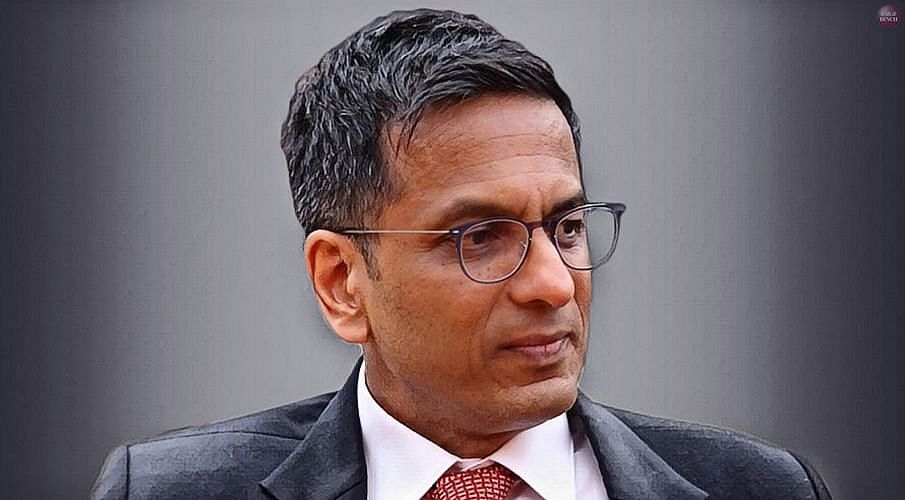 Virtual hearings not meant to replace physical hearings: Justice DY Chandrachud