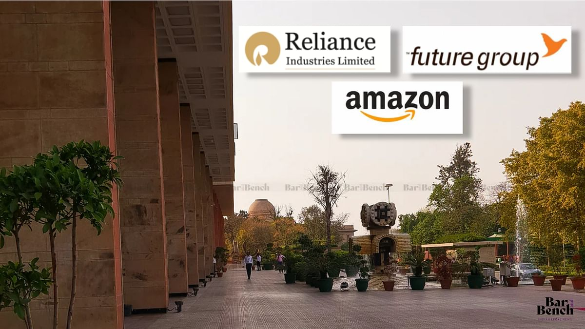 Future-RIL Deal: Delhi High Court to hear Amazon's appeal against order in Future Retail case tomorrow