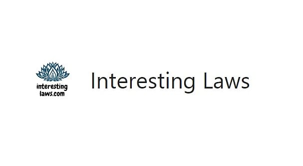 Call For Posts: The Interesting Laws blog (Submission on Rolling Basis)