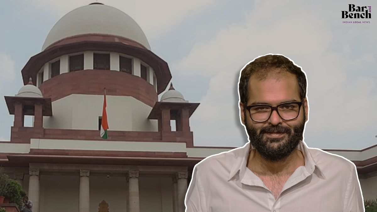 [BREAKING] Supreme Court to pass order tomorrow in contempt plea against stand-up comedian Kunal Kamra, cartoonist Rachita Taneja